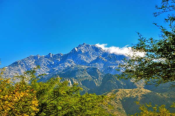 tucson catalina mountains