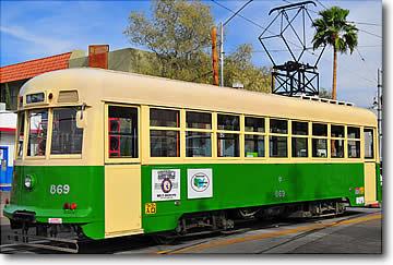 tucson fourth avenue street car
