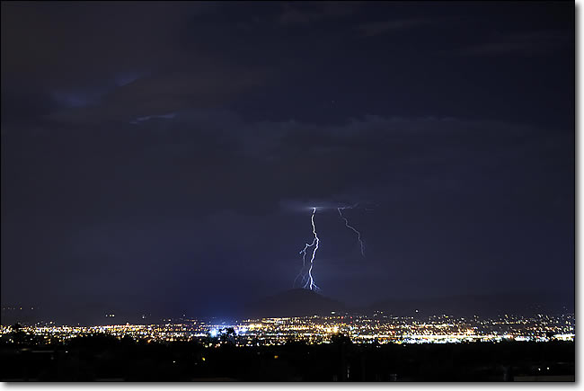 Tucson Lightening